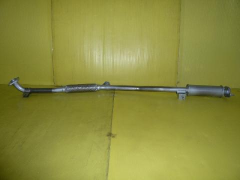 純正タイプ エキゾーストパイプ  MMT-6492EXP(三菱,トッポ,H82A,H82W)車検対応、ガスケット付