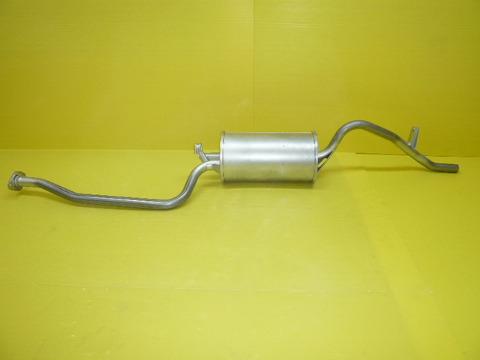 純正タイプ リヤマフラー MMT-6459SUS(三菱,トッポBJ,H42A.H42V.H41A.H47A.H47V.H46A)車検対応、ガスケット付