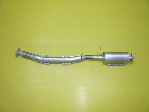 純正タイプ エキゾーストパイプ  MMT-6477EXP(三菱,ミニカ,H36A)車検対応、ガスケット付
