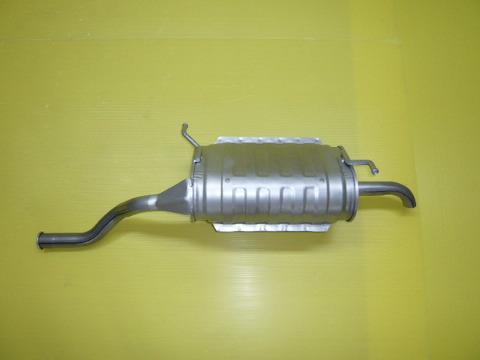 純正タイプ リヤマフラー MSS-9183SUS(マツダ,スクラム,DG63T)車検対応