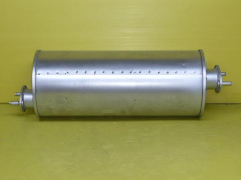 純正タイプ リヤマフラー MES-5047(日産,アトラス,AKR66,AKR69,AKR71,AKR72,AKS66,AKS71,AKS81,APR66,APR71,APR72,APS71,APS72,APS81)車検対応、ガスケット付