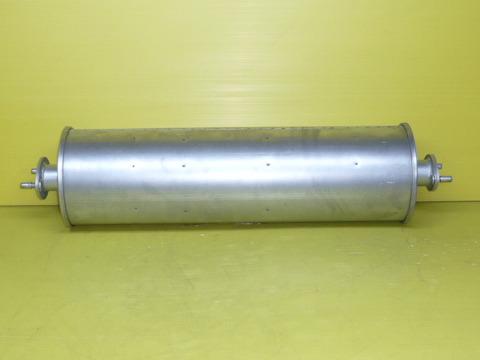 純正タイプ リヤマフラー MES-5048(日産,アトラス,AKR69,AHR69)車検対応、ガスケット付