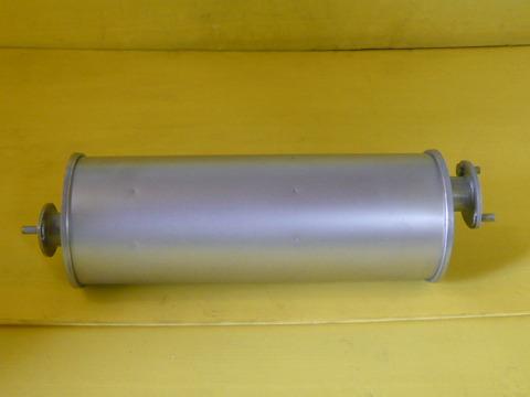 純正タイプ リヤマフラー MES-5049(日産,アトラス,AKR69,AHR69)車検対応、ガスケット付