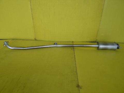 純正タイプ エキゾーストパイプ MMT-6491EXP(日産,オッティ,H92W)車検対応、ガスケット付