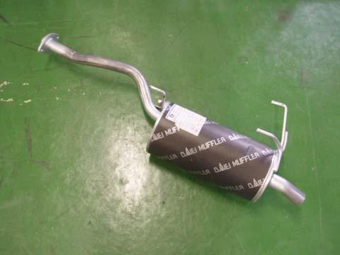 純正タイプ リヤマフラー MTO-1221(トヨタ,ライトエース/タウンエース,KM51)車検対応、ガスケット付