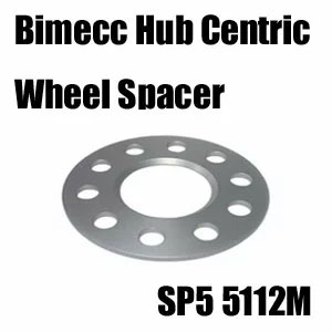Bimecc(ビメック)外車用ホイールスペーサー SP5 5112M