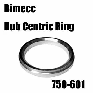 Bimecc(ビメック)外車用ハブリング(ハブセントリックリング) 750-601