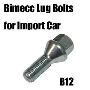 Bimecc(ビメック)外車用ホイールボルト B12
