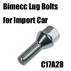 Bimecc(ビメック)外車用ホイールボルト C17A28