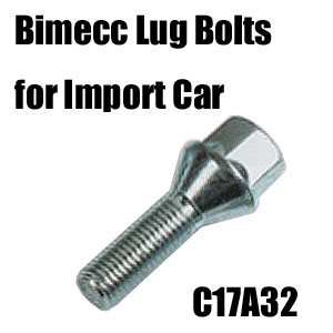 Bimecc(ビメック)外車用ホイールボルト C17A32