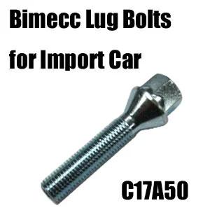 Bimecc(ビメック)外車用ホイールボルト C17A50