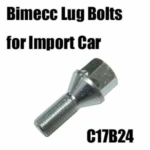 Bimecc(ビメック)外車用ホイールボルト C17B24