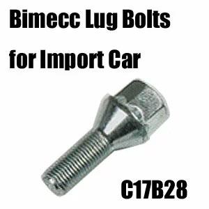 Bimecc(ビメック)外車用ホイールボルト C17B28