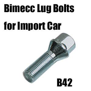 Bimecc(ビメック)外車用ホイールボルト B42