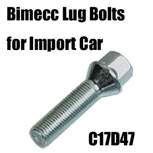 Bimecc(ビメック)外車用ホイールボルト C17D47
