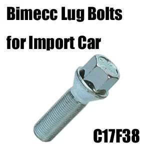 Bimecc(ビメック)外車用ホイールボルト C17F38
