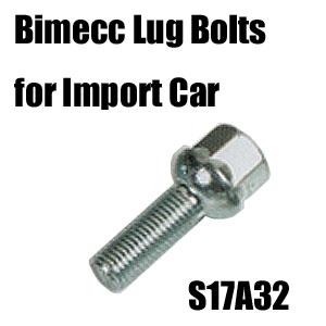Bimecc(ビメック)外車用ホイールボルト S17A32