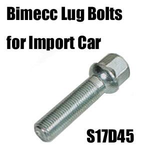 Bimecc(ビメック)外車用ホイールボルト S17D45