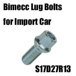 Bimecc(ビメック)外車用ホイールボルト S17D27R13
