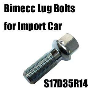 Bimecc(ビメック)外車用ホイールボルト S17D35R14