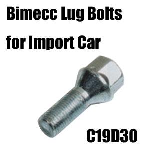 Bimecc(ビメック)外車用ホイールボルト C19D30