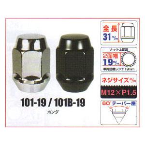 KYO-EI(協永産業)袋ナット【101-19/101B-19】19mm,M12×P1.5