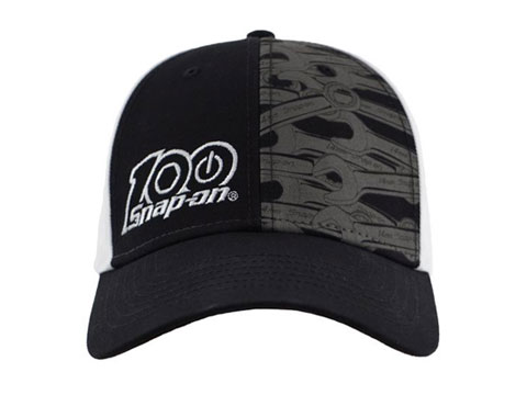 Snap-on(スナップオン)キャップ「100th WRENCH CAP」