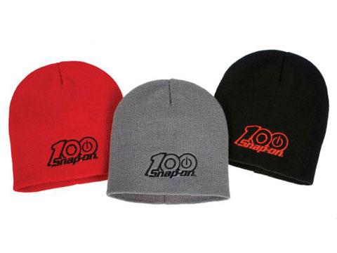 Snap-on(スナップオン)ニット帽「100th BEANIE」