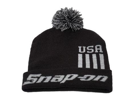 Snap-on(スナップオン)ニット帽「USA KNIT CAP」