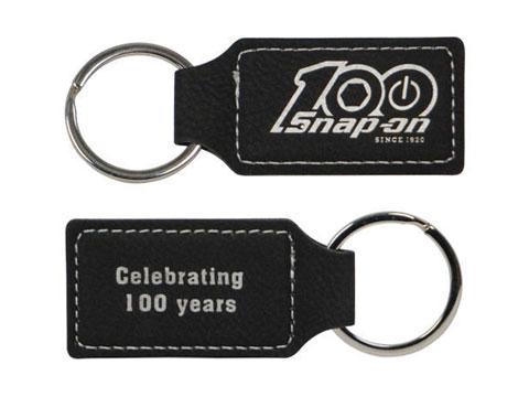 Snap-on(スナップオン)キーホルダー「100th KEYTAG」