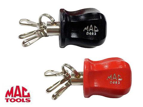 MAC TOOLS(マックツール)オリジナル ドライバーグリップ キーホルダー