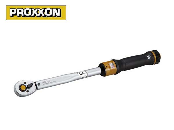 """PROXXON(プロクソン)マイクロクリック,3/8""""トルクレンチ,MC100【No.83351】"""