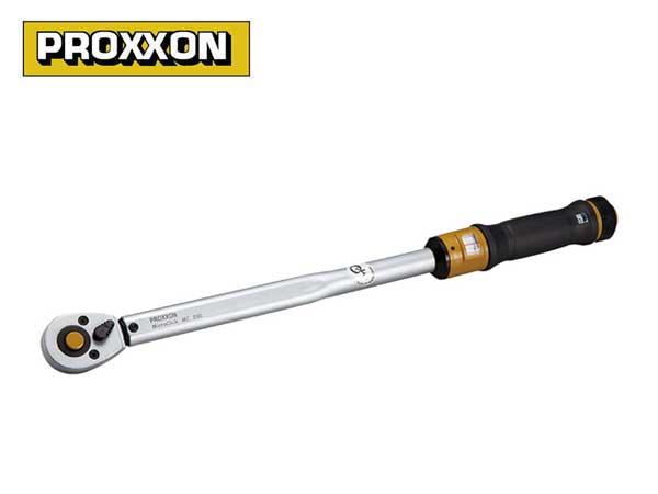 """PROXXON(プロクソン)マイクロクリック,1/2""""トルクレンチ,MC200【No.83353】"""