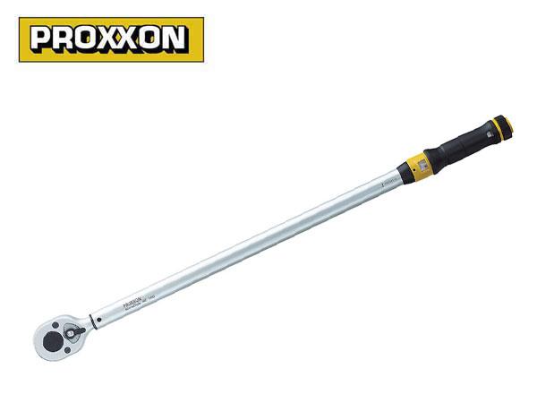 """PROXXON(プロクソン)マイクロクリック,3/4""""トルクレンチ,MC500【No.83340】"""
