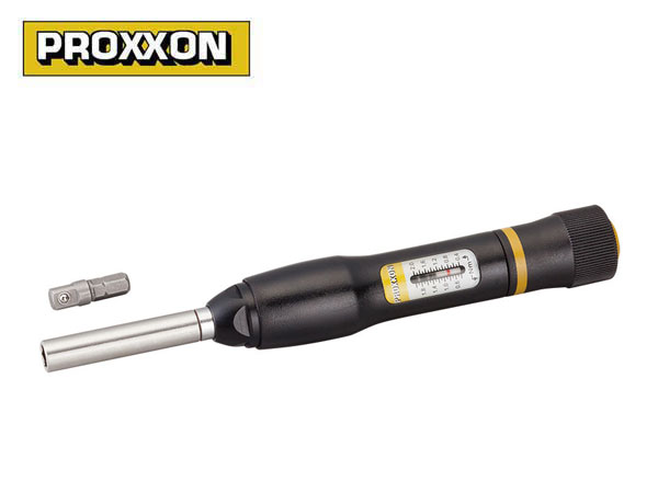 PROXXON(プロクソン)マイクロクリック,トルクドライバー,MC2【No.83343】