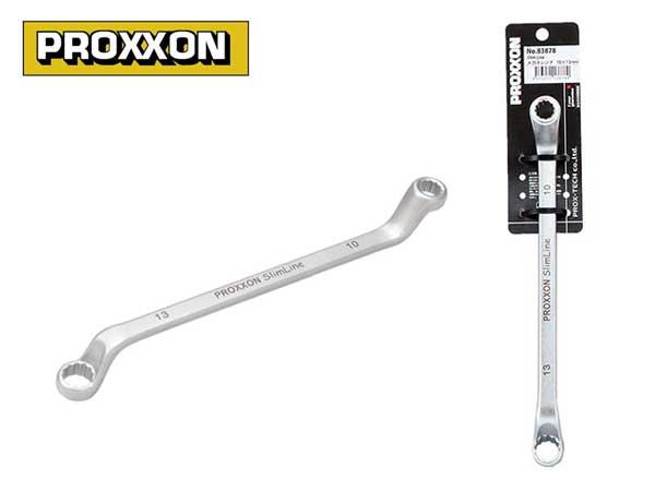 PROXXON(プロクソン)メガネレンチ,スリムライン,10×13mm【No.83878】