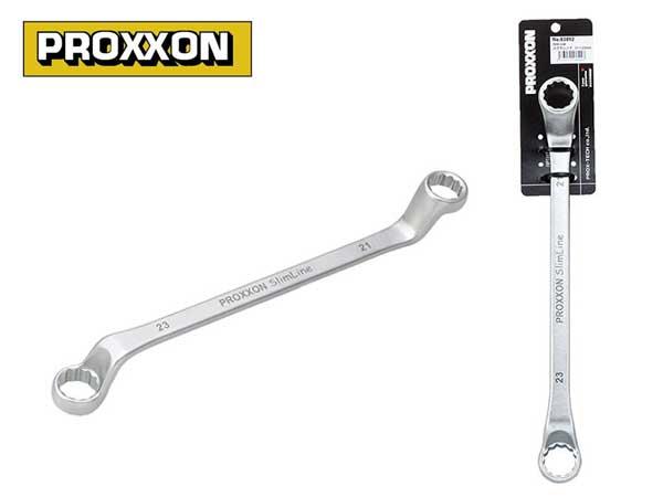 PROXXON(プロクソン)メガネレンチ,スリムライン,21×23mm【No.83892】