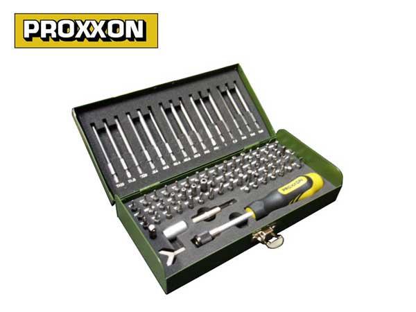 PROXXON(プロクソン)75点 スペシャルビットセット【No.82107】