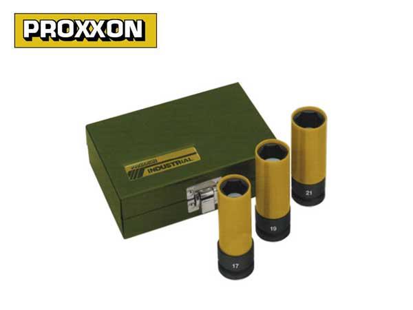 PROXXON(プロクソン)ソフトインパクトソケットセット【No.82938】