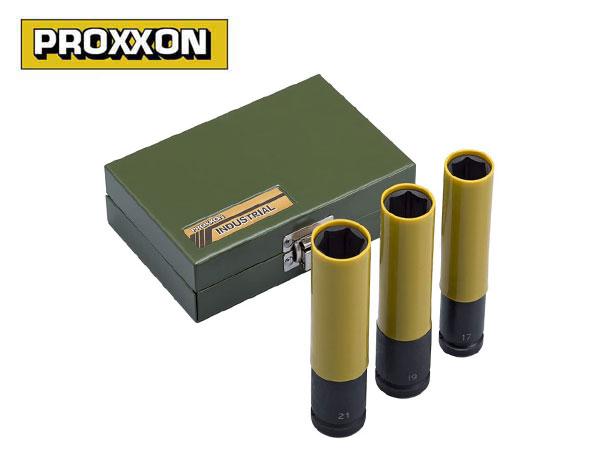 PROXXON(プロクソン)ソフトインパクトソケットセット,ロング【No.82970】