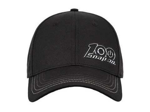 Snap-on(スナップオン)キャップ「100th SIDELINER CAP」