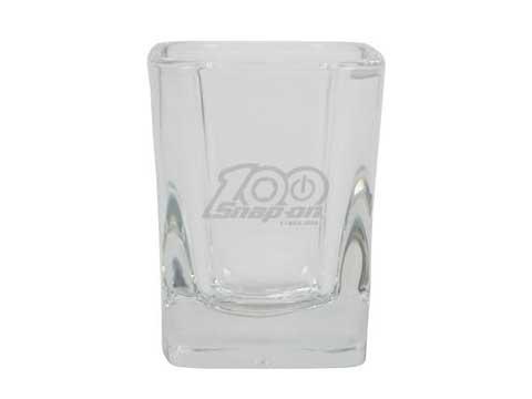 Snap-on(スナップオン)ショットグラス「100th SHOT GLASS」