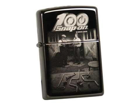 Snap-on(スナップオン)ジッポライター「ZIPPO 100th FOUNDERS LIGHTER」