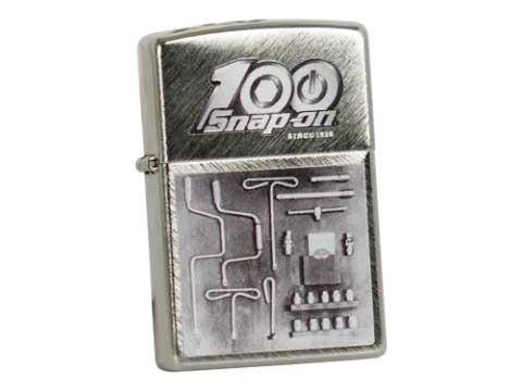 Snap-on(スナップオン)ジッポライター「ZIPPO 100th VINTAGE TOOL LIGHTER」