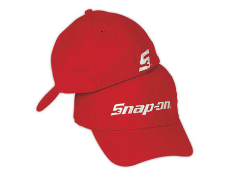 Snap-on(スナップオン)キャップ「STRETCH FIT CAP - RED」