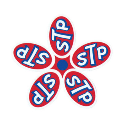 STP(エスティーピー)オフィシャルステッカー(11)