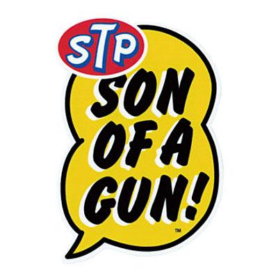 STP(エスティーピー)オフィシャルステッカー(12)