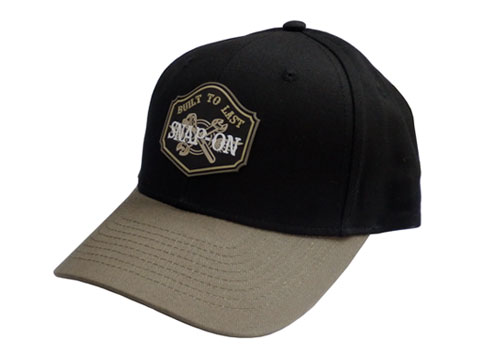 Snap-on(スナップオン)キャップ,帽子「BUILT TO LAST PATCH CAP」