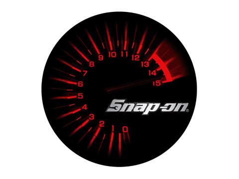 Snap-on(スナップオン)ステッカー「TACHOMETER DECAL」