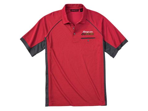 Snap-on(スナップオン)ポロシャツ「RAGLAN SLEEVE RACING POLO」